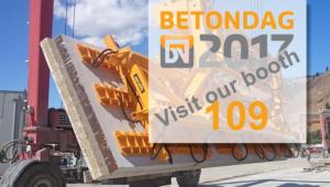 Banner Betondag 2017