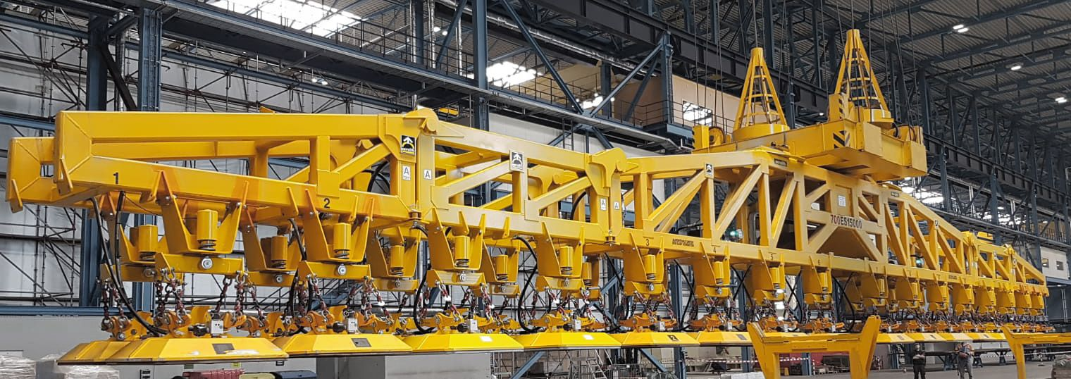 World's biggest vacuum lifter just got bigger